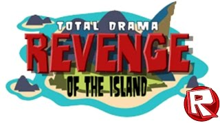 Total Drama Revenge of the Roblox Island
