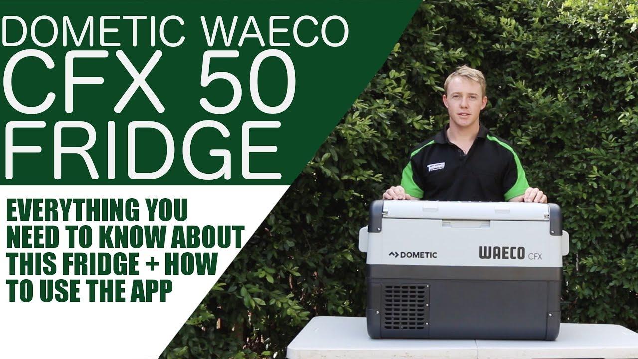 Dometic Waeco CFX50W 12v 24v 240v Fridge/Freezer Review
