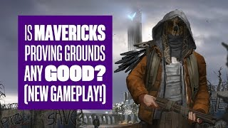 Is Mavericks: Proving Grounds any good? (Mavericks Proving Grounds gameplay)