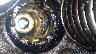 Опрессовка ГБЦ двигателя ЯМЗ-238 (а/м МАЗ, очередные стаканы форсунок)(, 2016-11-06T20:19:26.000Z)