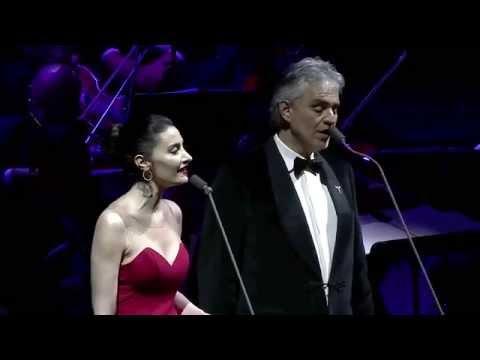 Andrea Bocelli ft Sıla  La Vie En Rose