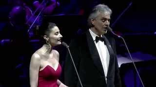 "Video Andrea Bocelli ft. Sıla - ""La Vie En Rose"" download MP3, 3GP, MP4, WEBM, AVI, FLV September 2018"