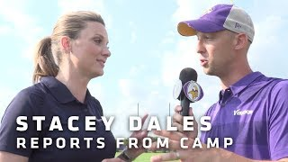 Stacey Dales: Failure Against Eagles Could Propel Vikings To That Next Step | Minnesota Vikings