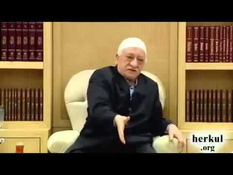 Fethullah  Gülen Beddua - Orjinal -