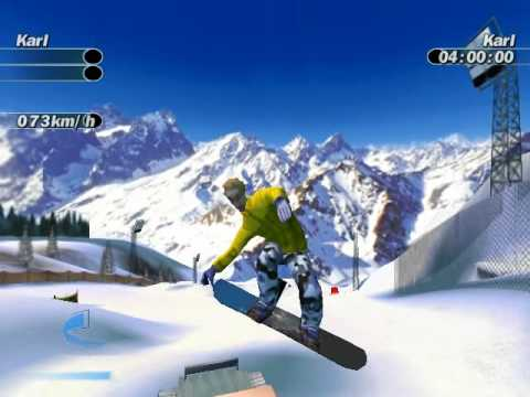 Snowboarding Games