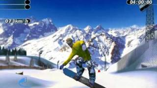 Supreme Snowboarding (Boarder Zone) : Best Snowboarding PC Game ever