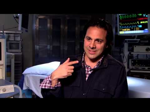 Nightshift  Exclusive Producer Gabe Sachs On Set TV Interview