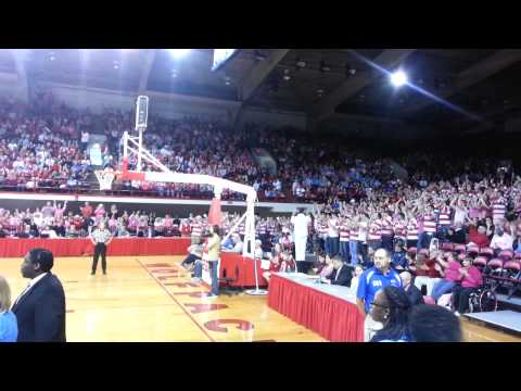 NC State University Pep Band- Go State (Chant + Fight Song)