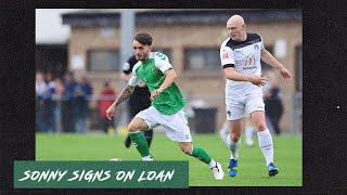 INTERVIEW | Sonny Blu Lo-Everton's first Yeovil Town interview