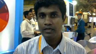 Our SAP Sourcing and SPM Subject Matter Expert on his session at SAP TechEd, 2011 (B'lore)
