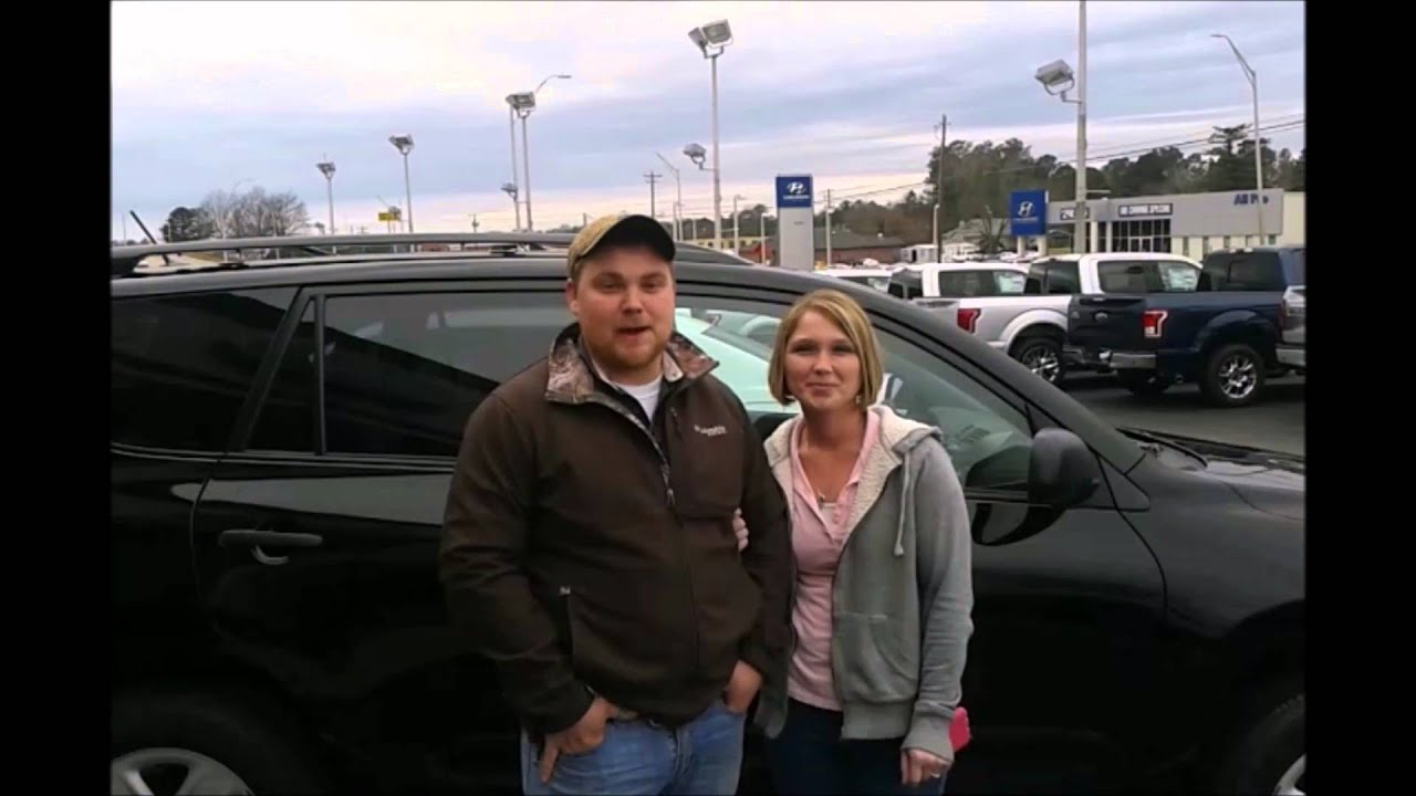 Video Testimonial Justin and Kristy love their Rav4 from Mike