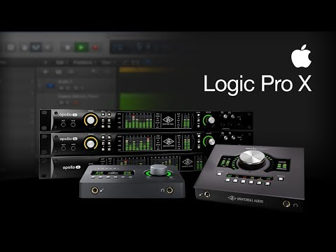 Setting up UA Interfaces for Logic Pro X on Mac OSX