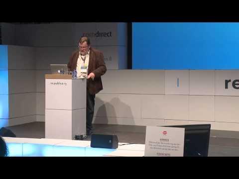 re:publica 2013 - Wolf Lotter: Zivilkapitalismus. Wir sind die Wirtschaft. on YouTube