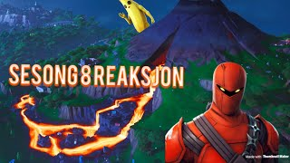 Season 8 reaction! Use Creator Code Fotballgutten321 in the Itemshoppen! Norwegian fortnite Battle Royale!