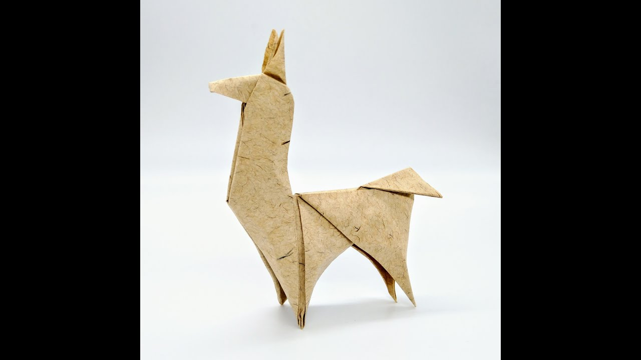 How to make an Origami Deer - YouTube | 720x1280