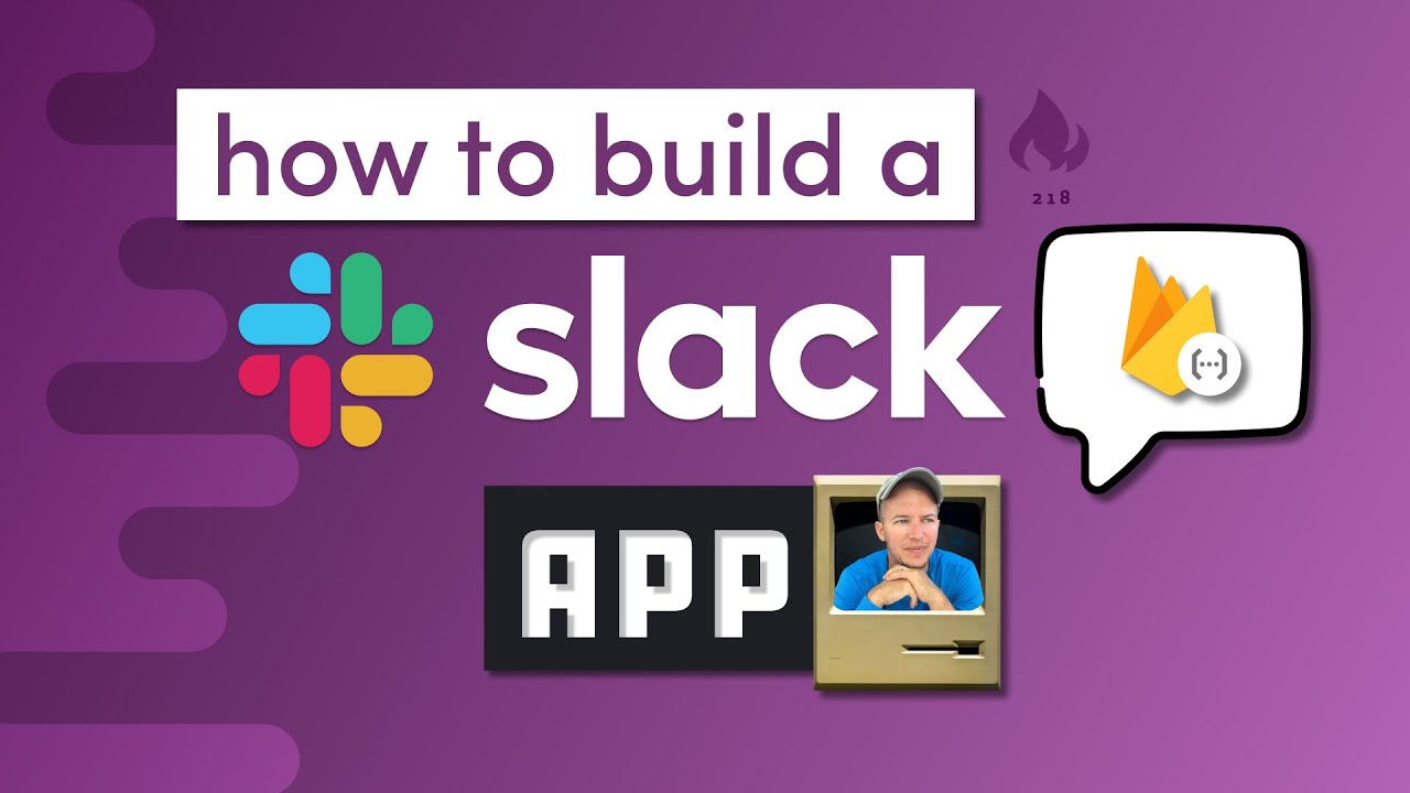 Learn how to build a Slack App with Node.js & Firebase Cloud