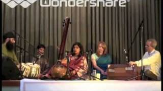 INDIAN CLASSICAL MUSIC FESTIVAL- NEERAJA APTIKAR SINGING PAT RAKHO NA RAKHO