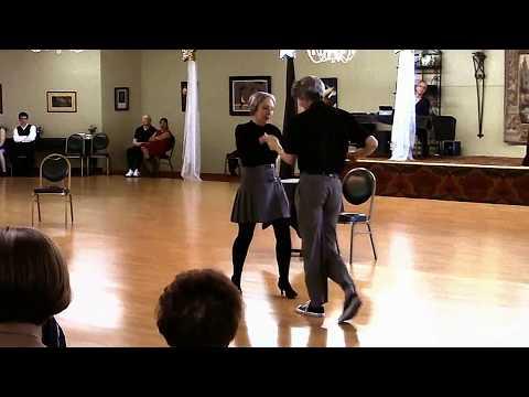 "Swing Showcase at Joyful Ballroom 03/2018 ""Shake it Off"""