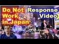 Do Not Work in Japan rebuttal