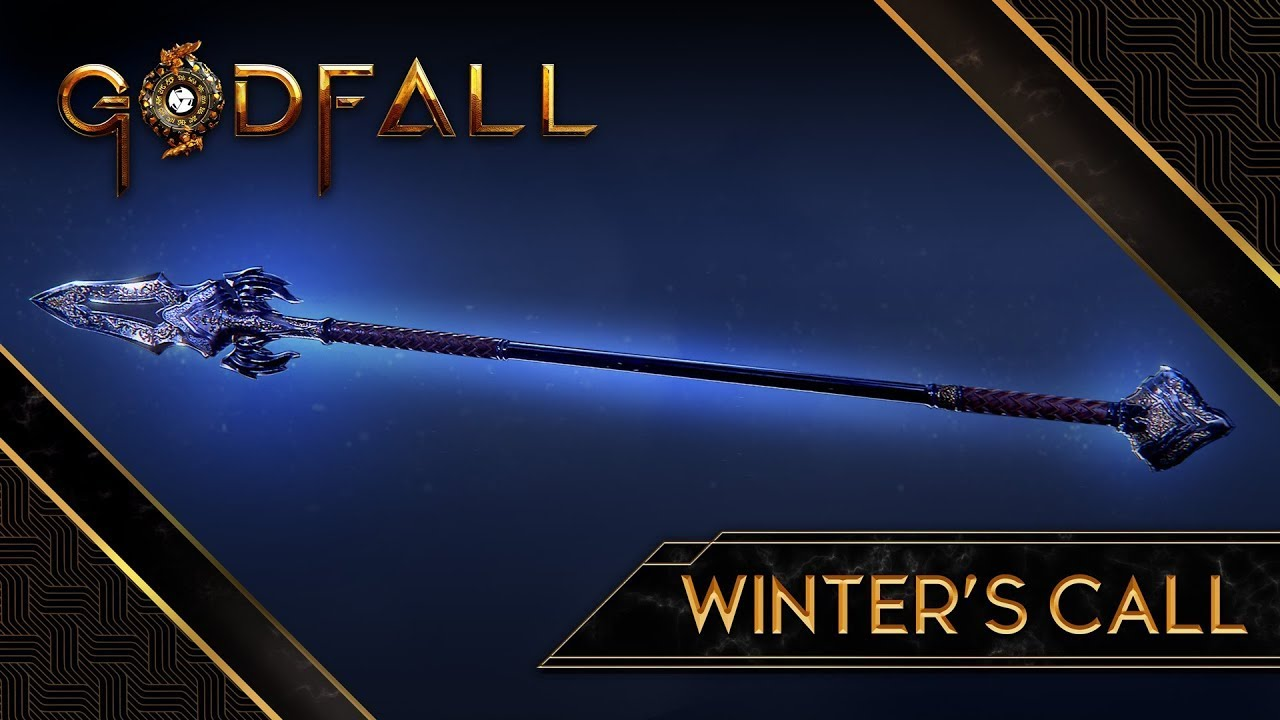 "World of Godfall:  Teaser ""Winter's Call"" 