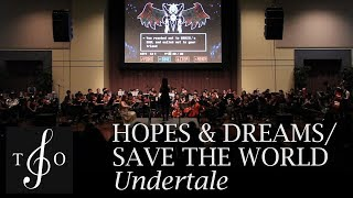 Undertale — Hopes and Dreams + Save the World || The Intermission Orchestra: Fall 2018 Concert