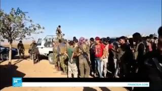 """مقاتلون يسيطرون على أحد أهم معاقل تنظيم """"الدولة الإسلامية"""" في شمال سوريا"""