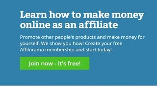 Learn how to make money online as an affiliate