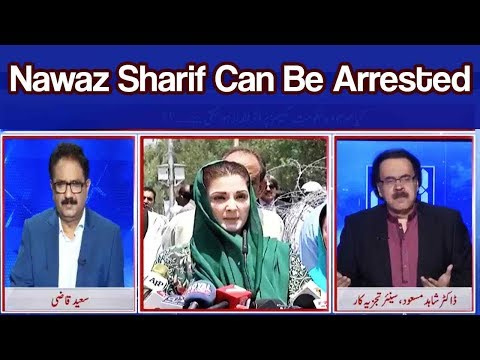 24 Special (Dr. Shahid Masood Exclusive Interview) - 18 August 2017 | 24 NewsHD