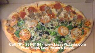 Pizza Woburn, Ma | Lisa's Woburn Pizza Delivery