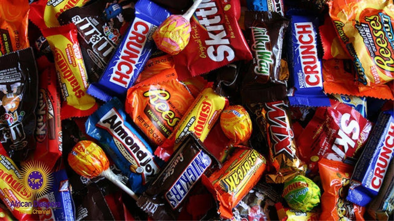 Halloween Horror-The Disgusting Truth About Toxic Ingredients in Reese's, Snicker's And M&M's