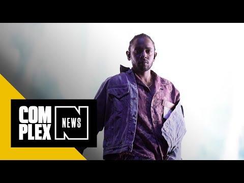 Kendrick's 'Damn' Sales Skyrocket Following Pulitzer Prize Win