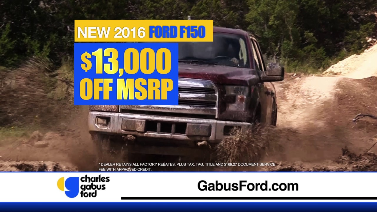 Charles Gabus Ford >> Charles Gabus Ford Black Friday 11 2016