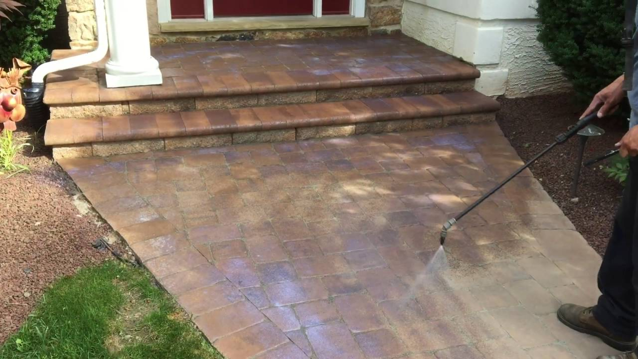 photo How to Seal Pavers