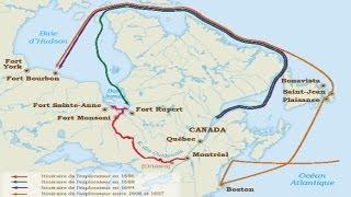Les Grands Explorateurs de la Nouvelle-France (1534-1739)