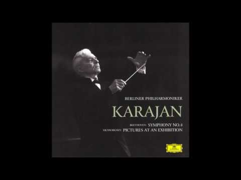 Beethoven - Symphony No.4 - Karajan BPO, Live Tokyo 1988 - Remastered by Fafner