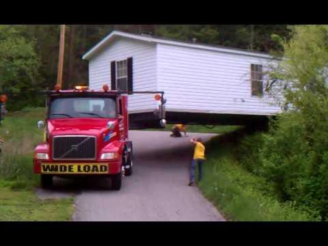 Brackett Enterprises Mobile Home Transportation