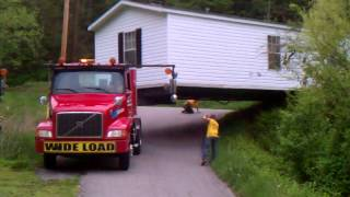 Brackett Enterprises Mobile Home Transportation