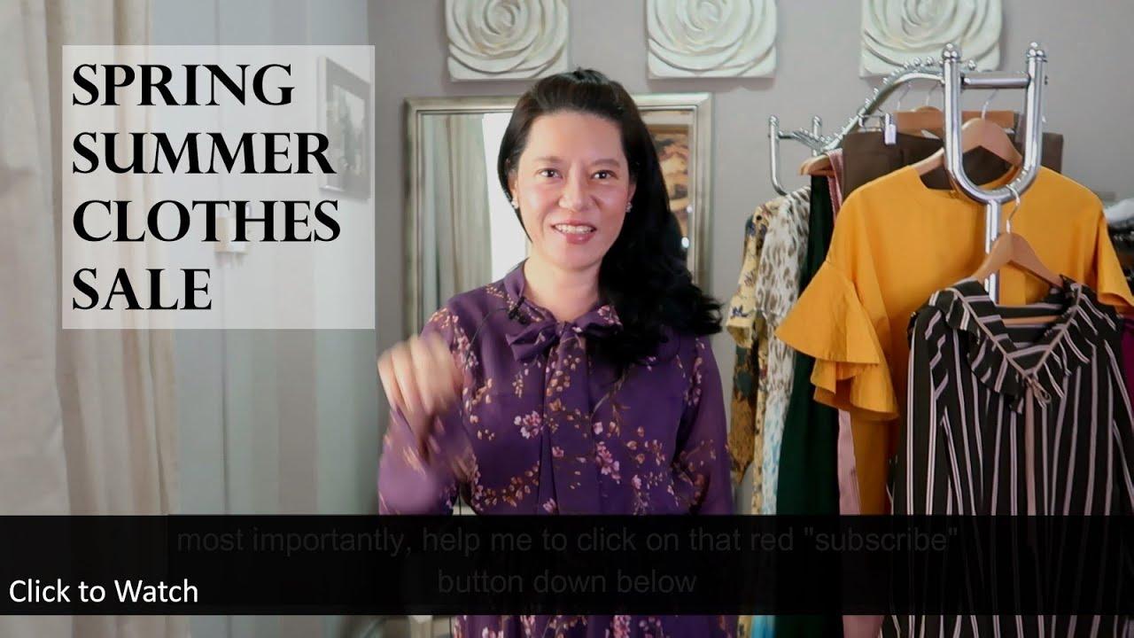 SPRINGSUMMER2020 CLOTHES FOR SALE