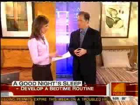 4 Weeks to Better Sleep (The Today Show)