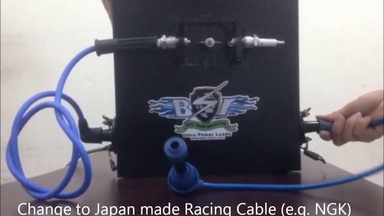 Compare Spark Energy Coil Best I Cable Vs Oem Racing On Plug Wiring Cables For Near Direct
