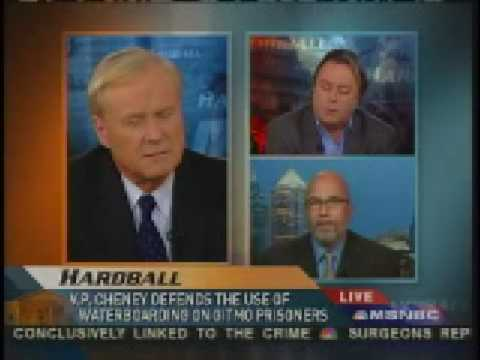Hitchens vs Smerconish on Waterboarding