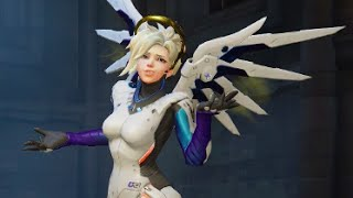 F*CK YOU MERCY - Overwatch Funny Moments and Fails
