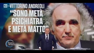 2019 -  Vittorino Andreoli in breve...