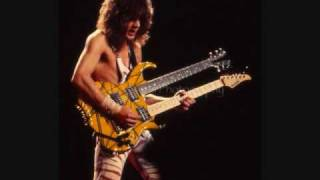 EVH Eddie Van Halen - Romeo Delight *GUITAR TRACK*