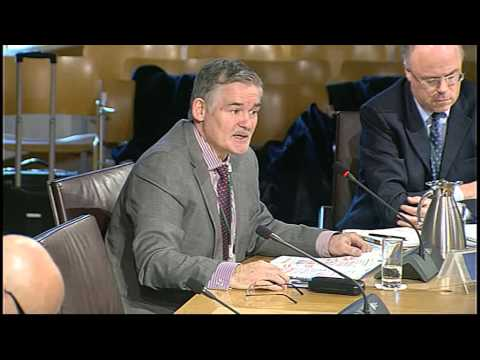 Infrastructure and Capital Investment Committee - Scottish Parliament: 17th December 2014