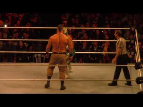 WWE LIVE QUITO - ECUADOR