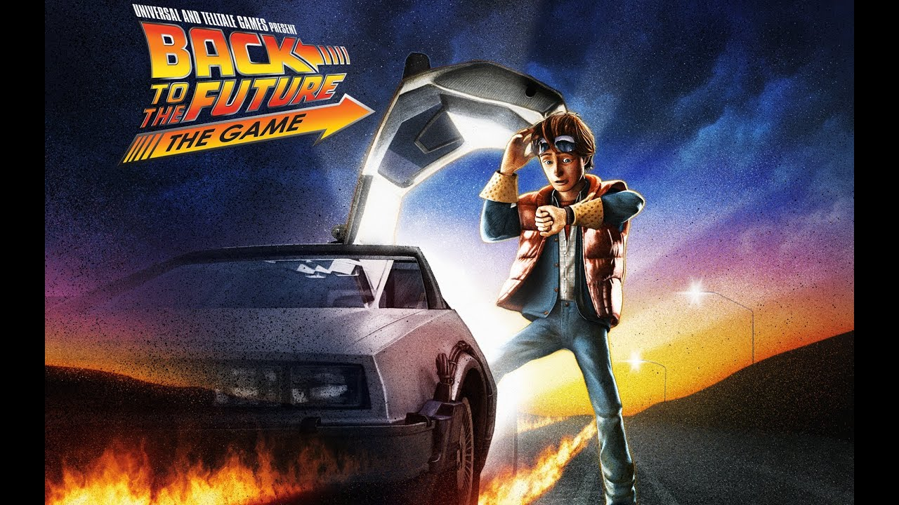 Shacknews plays Back to the Future: The Game episode 1 ...