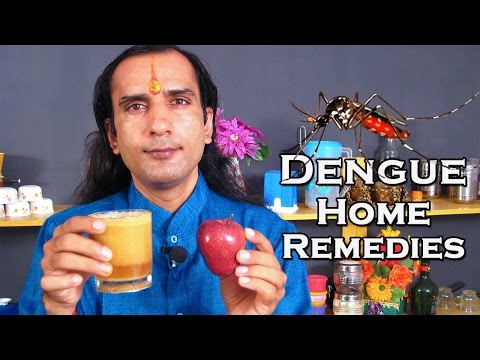 Dengue Fever Treatment With Home Remedies by Sachin Goyal @ ekunji.com