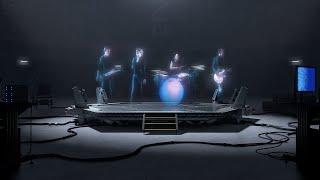 Hybrid - Sky Full Of Diamonds - Official Video