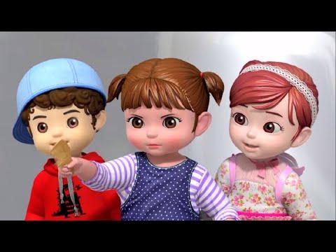 Великан Хлоя+ Уборка это весело - Консуни- сборник - Мультфильмы для девочек - Kids Videos